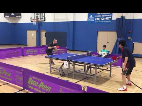 Under 1950 Final - Kevin Jin vs Jeremy Bernard