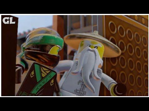 LEGO NINJAGO: TREINO