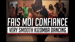 Sidiki Diabaté - Fais moi confiance | Kizomba Dance by Theodore & Dovile | HD - 2016
