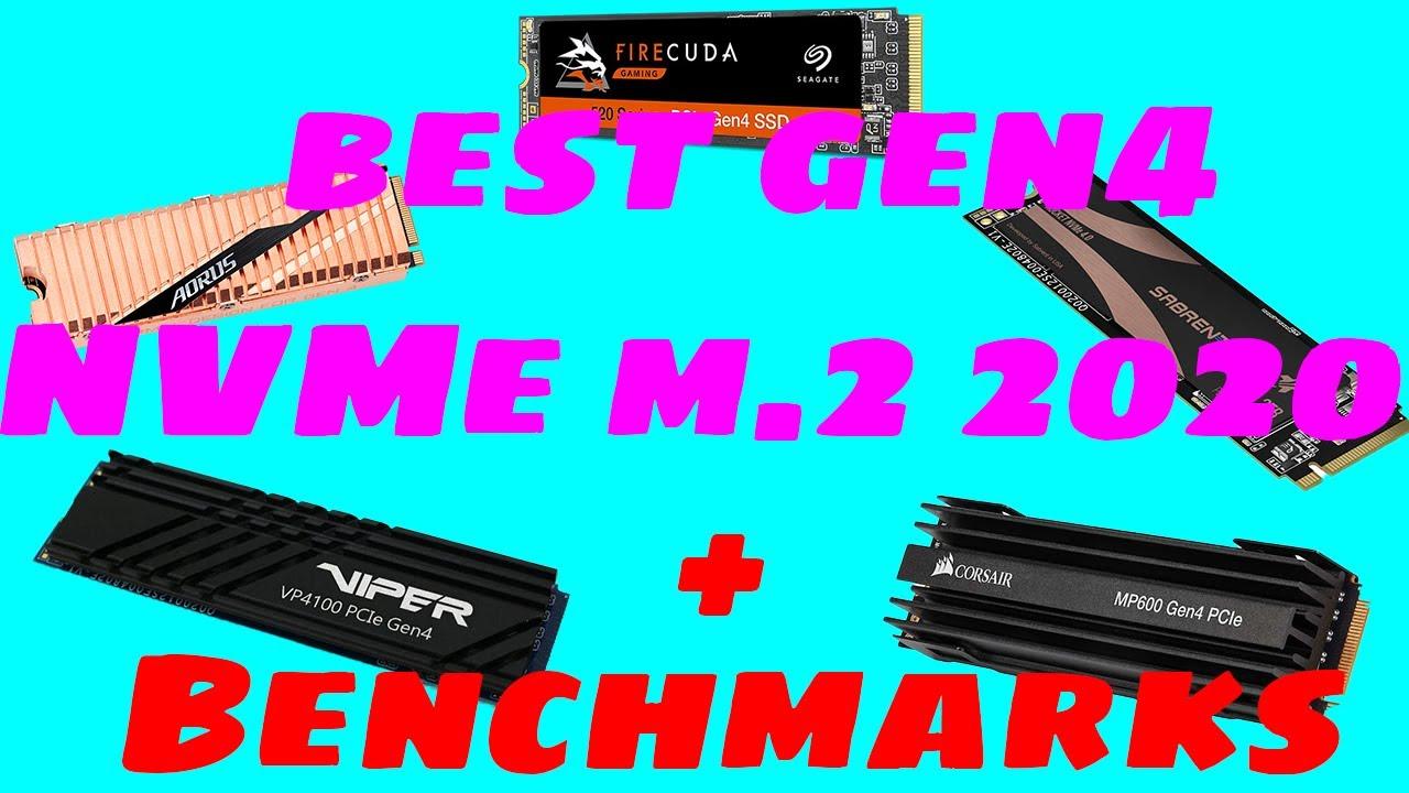 Download 5 Best NVMe M.2 SSD 2020