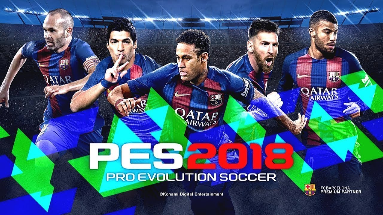 How to fix VRAM problem on ANY VERSION Pro Evolution Soccer [PES 2018]  64/32-bit!