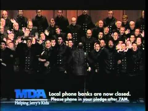 2010 mda telethon 76 trombones by the Ambassadors of Harmony  St. Charles missouri