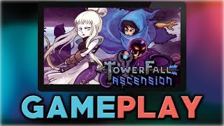 TowerFall Ascension   10 Minutes of Gameplay