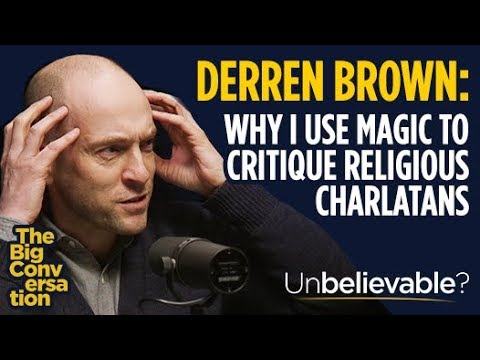 Derren Brown: Why I use magic to critique religious charlatans in Miracle