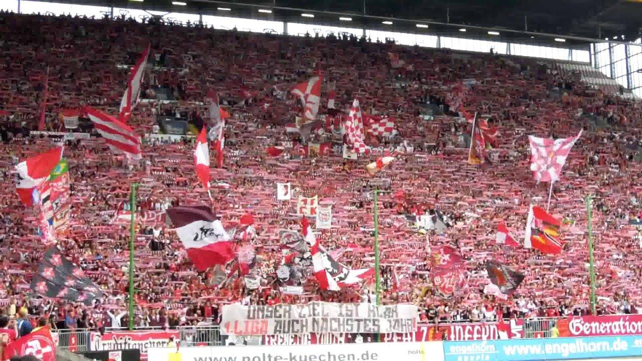 Atmosphare Betzenberg Fritz Walter Stadion