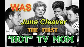 Was June Cleaver the 1st