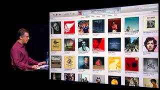 Apple Special Event 2012- iTunes 11 Introduction
