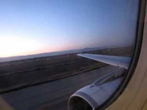 Air France landing in Damascus
