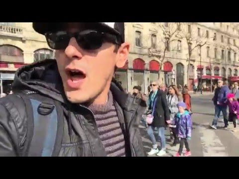 Back in Paris, Real Paris!