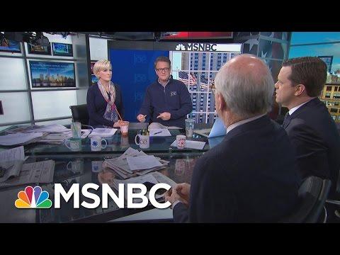 Joe: Democrats Have To Pick Their Battles Against Trump Administration | Morning Joe | MSNBC