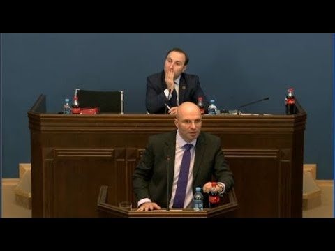 Question for General Prosecutor of Georgia