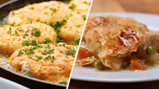 Pot Pie Recipes You Won't Be Able To Resist •Tasty