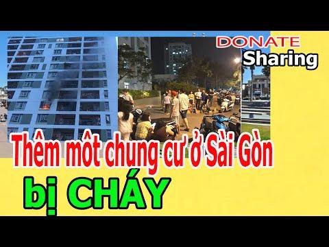 Thêm một ch,u,ng c,ư ở Sài Gòn b,ị CH,Á,Y