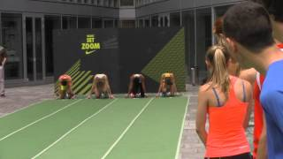 The Fast Club - NIKE ZOOM - ATHLETIC ELITE 15.6.2014 - 60 m. Chiara De Pasquale
