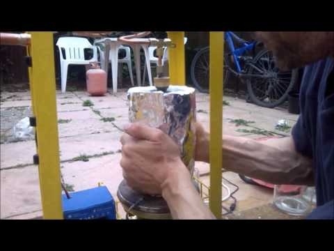 How to make Coleman fuel with a mini 1 ltr table top unit