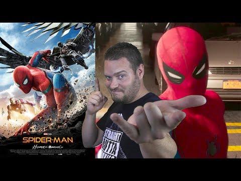 Spiderman Homecoming - Reseña Sin y Con Spoilers - Memento del Cine