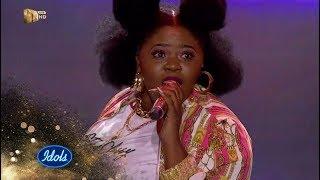 Top 9: Sneziey - 'Pakisha' - Idols SA