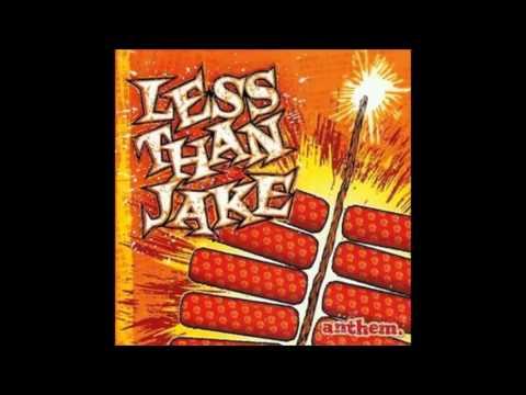 Less than jake - Anthem (full album)