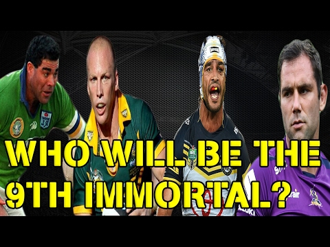 Who Will Be The 9th Immortal?
