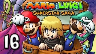 Let's Play Mario & Luigi Superstar Saga [German][#16] - G-Kicher auf der Isla Hihihi!
