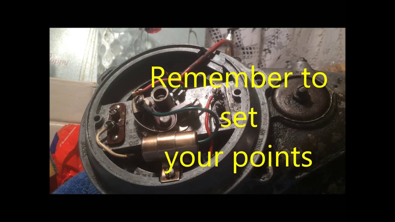 hight resolution of how to change the coil on a classic motorcycle magneto ignition coil replacement bsa mz cz dkw