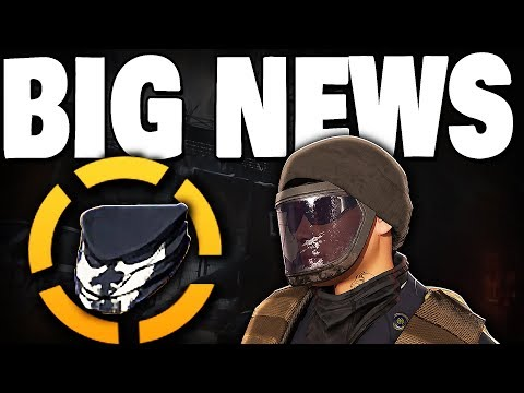 The Division 2 - BIG NEWS COSMETIC REWARDS & TITLE 3 UPDATE CHANGES !!