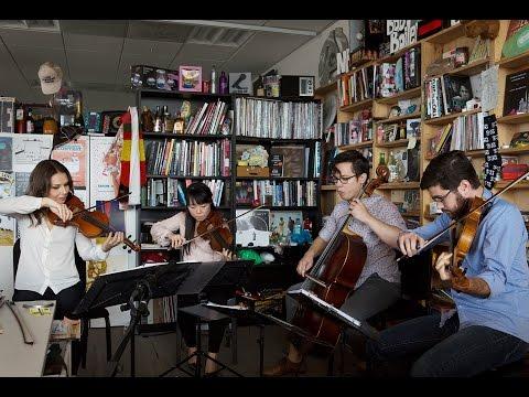Attacca Quartet: NPR Music Tiny Desk Concert