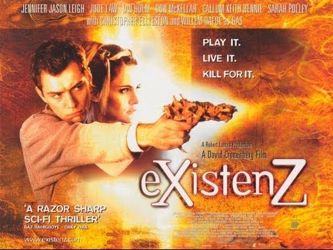 "the human dependence on technology in existenz a movie by david cronenberg Retrospective: the films of david cronenberg back to existenz ""), and our evolution of the cronenberg movie from the cerebral schlock of."