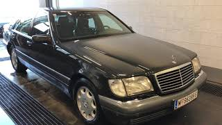 W140 Mercedes S-class Wien mp3