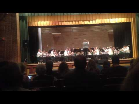 Mount Savage Middle School 7th and 8th Grade Band