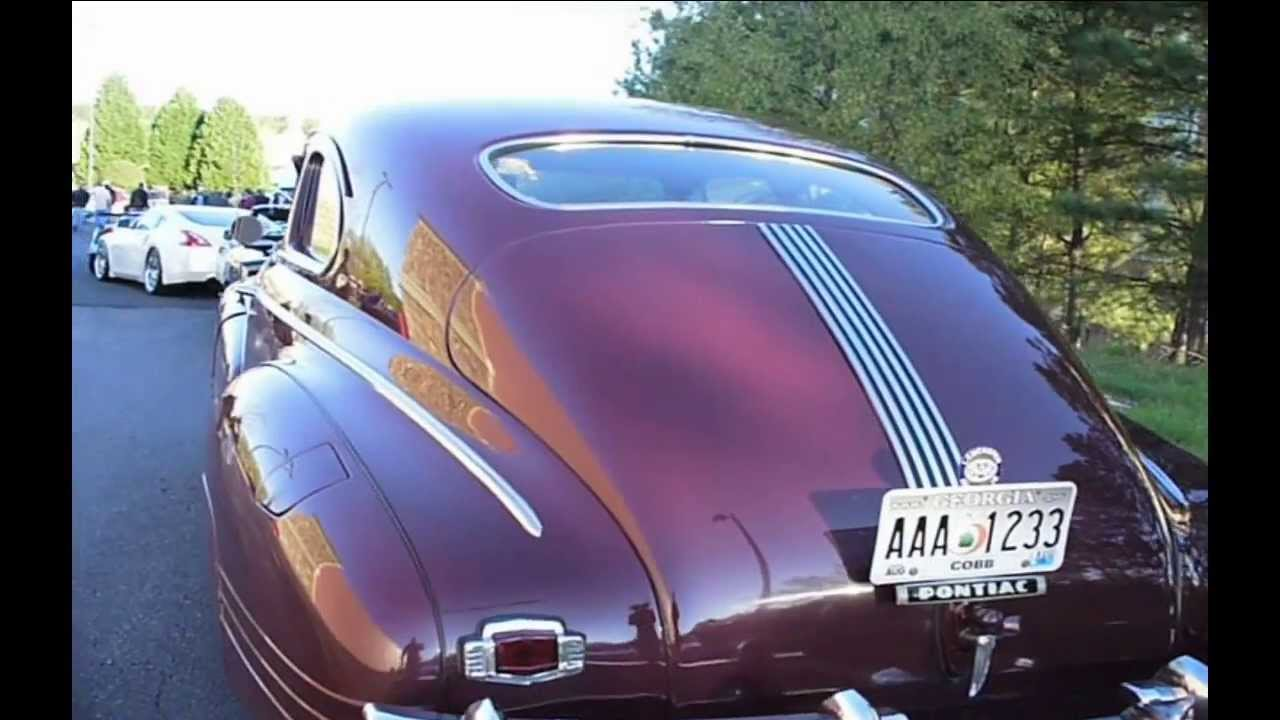 1942 1942 Pontiac Streamliner Youtube