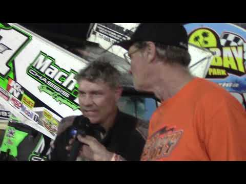 Mark Smith wins night 1 of King of 360's at East Bay Raceway Park FL