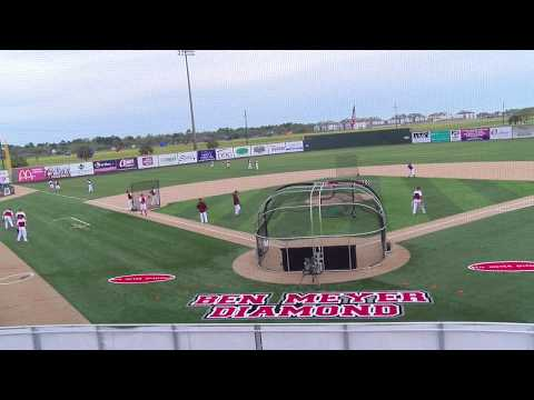 Nicholls Baseball vs Sacred Heart