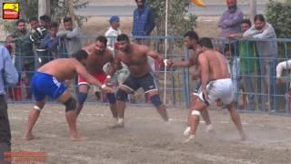 UMRA NANAGAL ਉਮਰਾ ਨੰਗਲ KABADDI CUP - 2016 | QF 1st | GHARIALA vs SAMRALA | Full HD | Part 7th