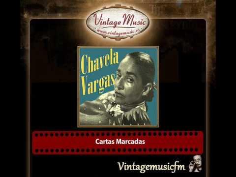 Chavela Vargas – Cartas Marcadas