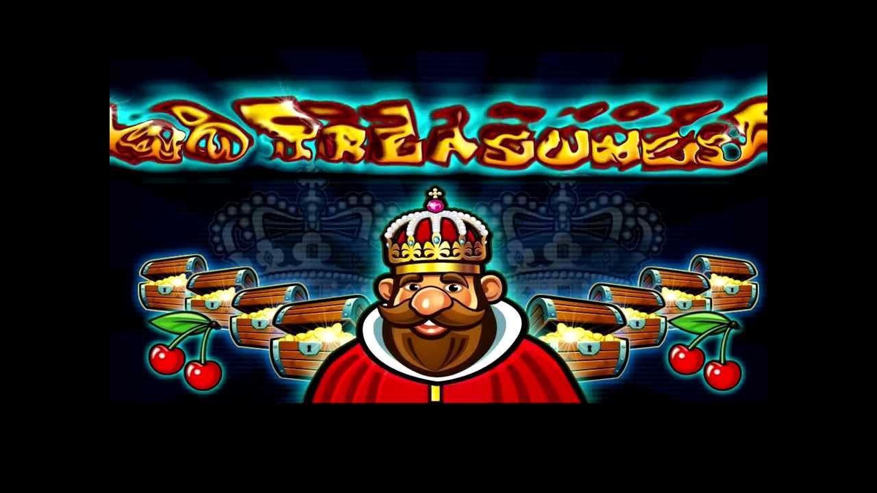 40 Treasures Slot Machine