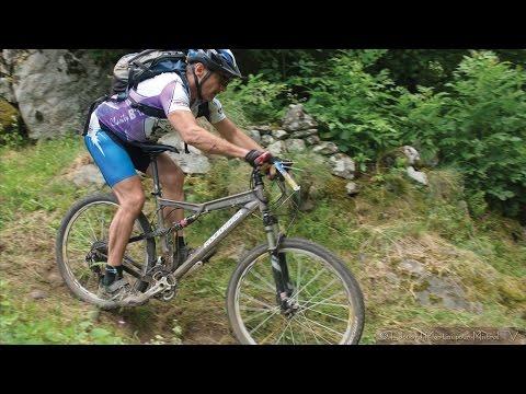 Raid VTT des Monts d'Ardèche 2ème partie