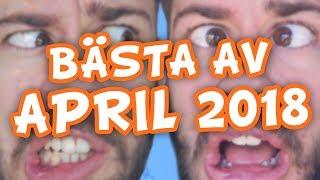 MATINBUMS BÄSTA AV APRIL 2018