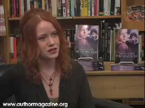 Interview With Author Richelle Mead Youtube