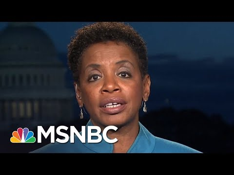 Donna Edwards: Trump's Access Hollywood Tape Opened 'Floodgates'   MTP Daily   MSNBC