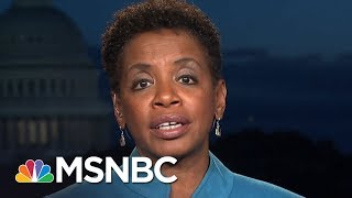 Donna Edwards: Trump's Access Hollywood Tape Opened