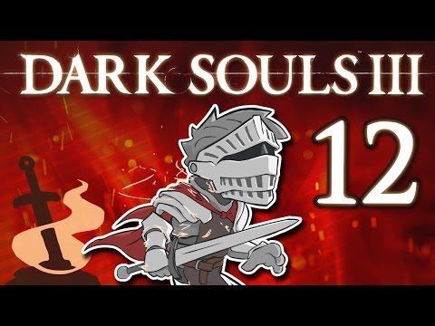 Dark Souls III - #12 - The Crystal Sage - Side Quest