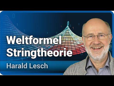 Harald Lesch: Stringtheorie, Weltformel, Standardmodell, Dimensionen • Vom Rand Der Erkenntnis