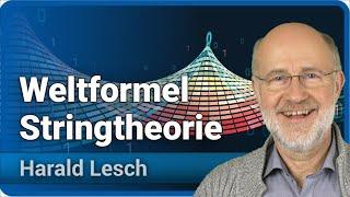 Vom Rand der Erkenntnis • Stringtheorie • GUT • Weltformel | Harald Lesch