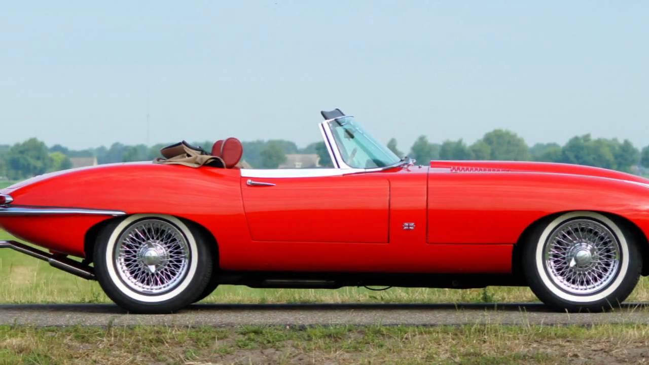 Jaguar xk 1967
