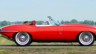 1967 Jaguar E-type (XK-E) 4.2 Litre OTS series 1.5