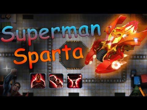 Bang Bang trên Zing Me – SuperMan Sparta