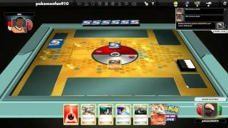 Gambar cover Pokemon Trading Card Game Online Survival Part 3 Im on a wining streak