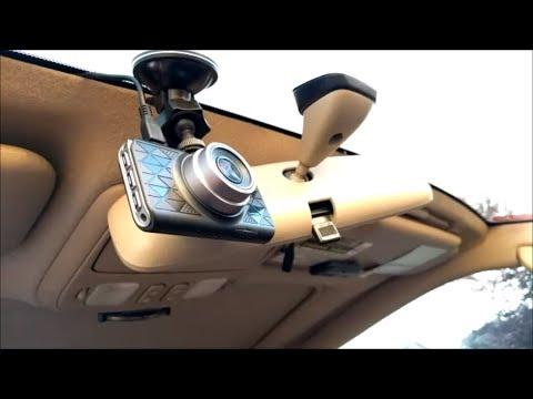 Dash Cam Install - Z Edge Z3 - Land Cruiser