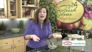 Lemon Grass & Cilantro Salmon Recipe - Fresh Ideas With Leigh Ann & Gourmet Garden
